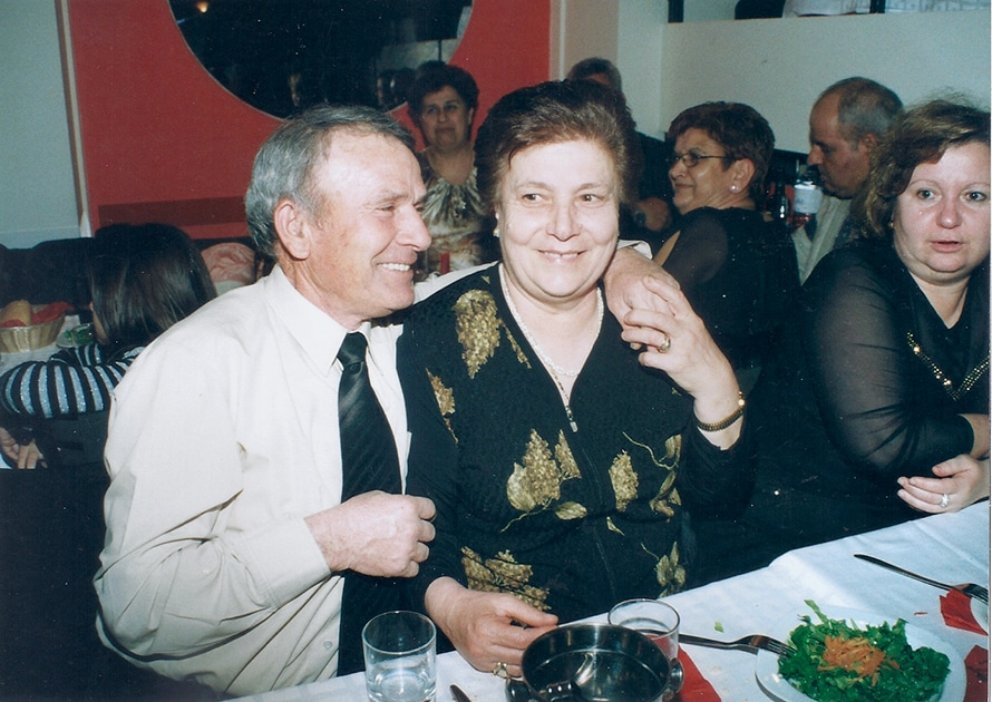 Παναγιωτίδης Νικόλαος - Παναγιωτίδου Σούλα - Μαρία (Παναγιωτίδου) Γιαμουρίδου