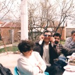 Από αριστερά: Ασλανίδης Ιωάννης, Ασλανίδου Ελένη, Ασλανίδης Νικόλαος, Ασλανίδης Ανδρέας, Ασλανίδης Θεόδωρος, Ασλανίδου Καρολίνα