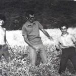Από αριστερά: Γιαμουρίδης Σταύρος, Ασλανίδης Χαράλαμπος, Κοτζαμανίδης Αναστάσιος