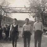 Από αριστερά: Καραβασίλης Ματθαίος, Ασλανίδης Αθανάσιος, Κοτζαμανίδης Ζαχαρίας