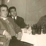 Από αριστερά: Σεμερτζίδης Σταύρος, Ελευθεριάδης Χαράλαμπος, Βαγγέλης από Αρέθουσα