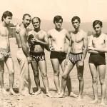 Από αριστερά: Γιαμουρίδης Ιωάννης, Σεμερτζίδης Ιωάννης, Σεμερτζίδης Ματθαίος, Σεμερτζίδης Ιωάννης, Δρακούλης Αλέξανδρος, Σεμερτζίδης Χρήστος, Γιαμουρίδης Παύλος