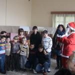 Χριστουγεννιάτικη γιορτή των παιδιών της Βαμβακιάς
