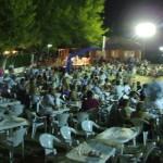 Ποντιακά χορευτικά, εκδηλώσεις του Αγίου Παντελεήμονα, Βαμβακιάς