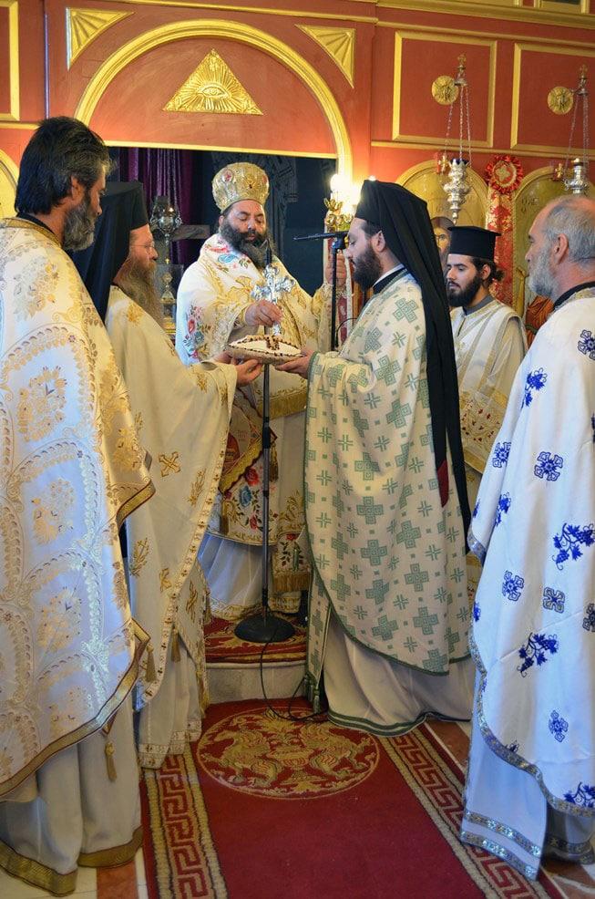 Εορτασμός Αγίου Παντελεήμονος στην Βαμβακιά Θεσσαλονίκης