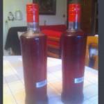Κρασί ποτό από κυδώνι και μήλο