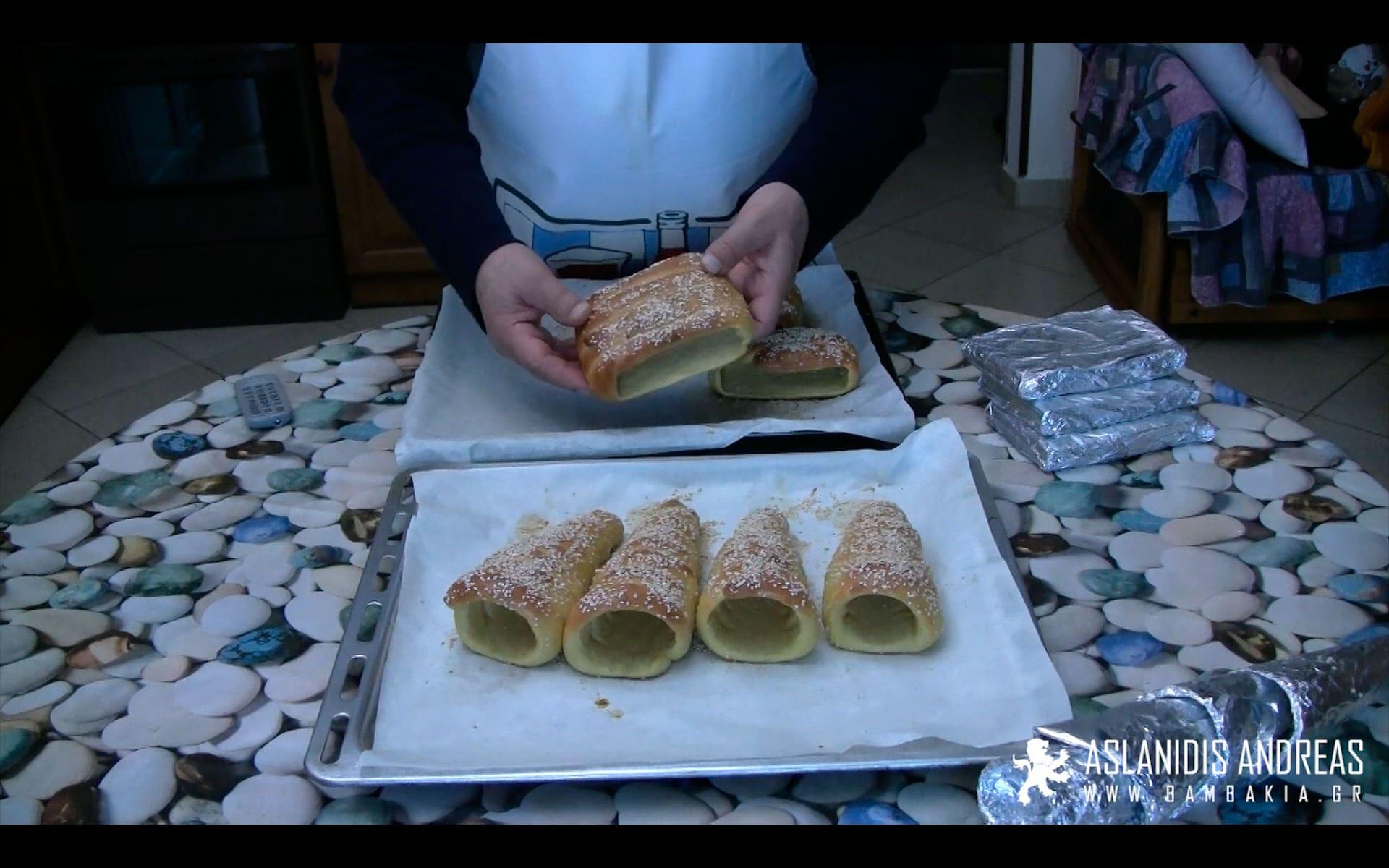Σάντουιτς Κώνοι και φωλιές